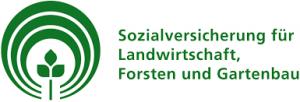 Logo der Sozialversicherung für Landwirtschaft, Forsten und Gartenbau